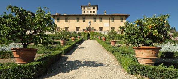 Italien Villen Und G 228 Rten Der Medici In Der Toskana